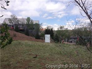 3764 Red Canon Place – residential building lot on Colorado Springs' West Side